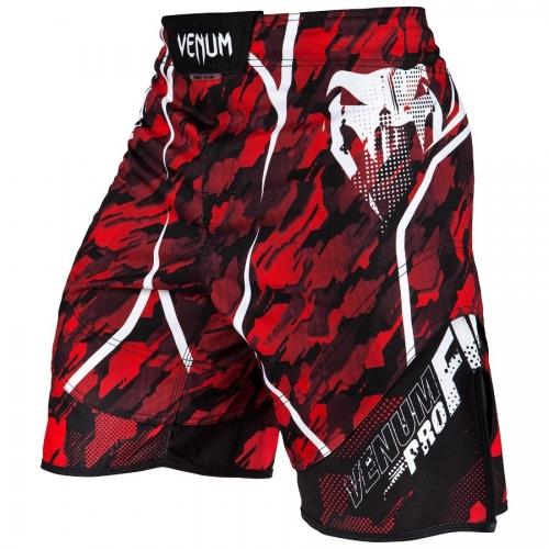 Шорты для ММА Venum Tecmo Fightshorts (VENUM-03121-425) Red р. XL